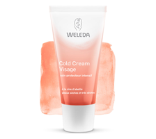 cold cream visage de Weleda